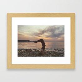 Scorpion Framed Art Print