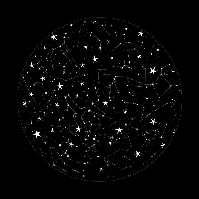 Constellations Duvet Cover