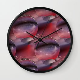 3D - abstraction -42- Wall Clock