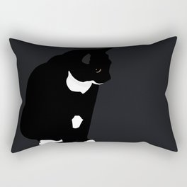Introvert Rectangular Pillow