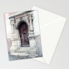 French Door Series, #4 - Châteaudun, France Stationery Cards