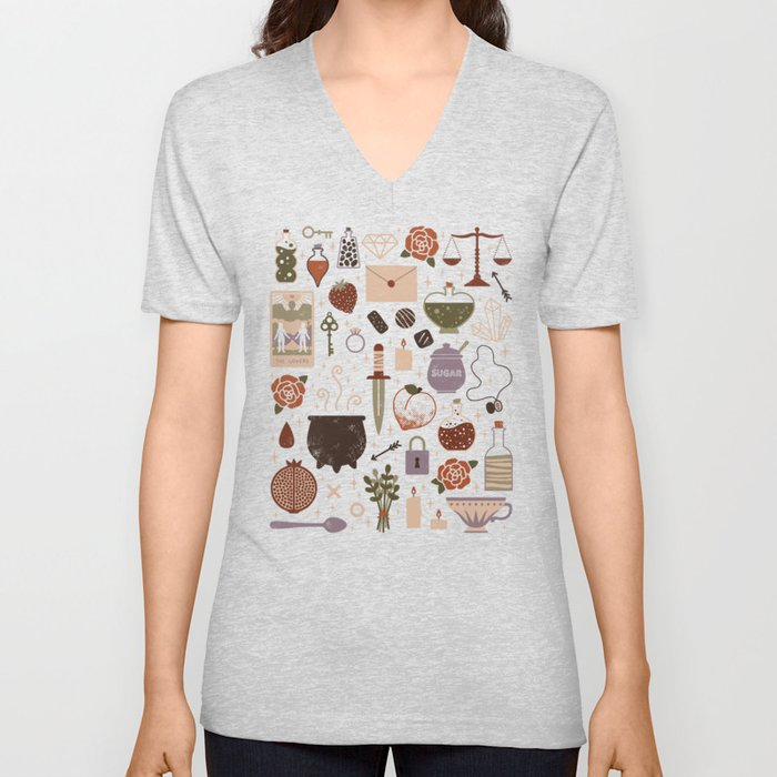 Love Potion Unisex V-Neck