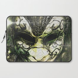 Venice -- A Fractal Dream in the City of Masks Laptop Sleeve