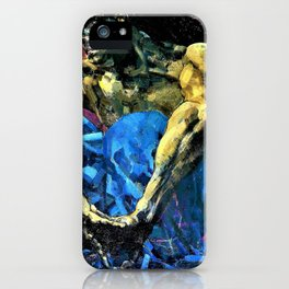 Demon - Digital Remastered Edition iPhone Case