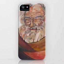 Winston iPhone Case