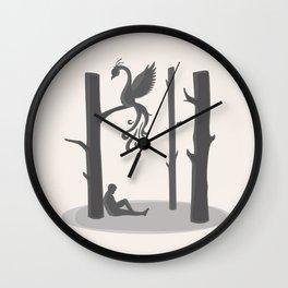 Ibong Adarna Wall Clock