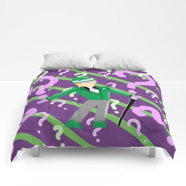 The Riddler Comforters