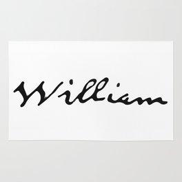 William Rug