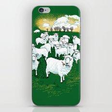 Hide & Sheep iPhone & iPod Skin