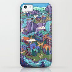Try Not to Step on Anything This Time iPhone 5c Slim Case