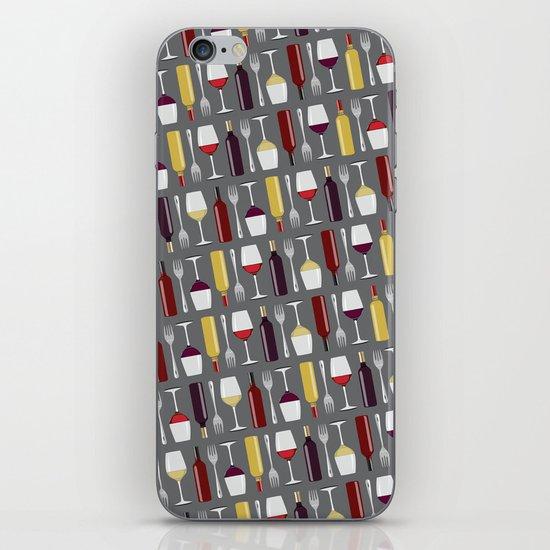 Food & Wine iPhone & iPod Skin