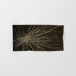 Meteor Shower Hand & Bath Towel