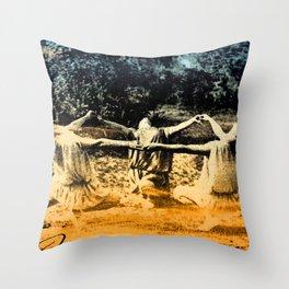 MEMO Transir Throw Pillow