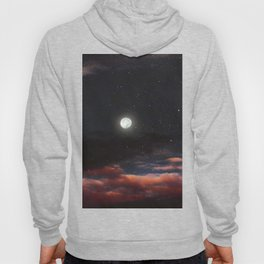 Dawn's moon Hoody