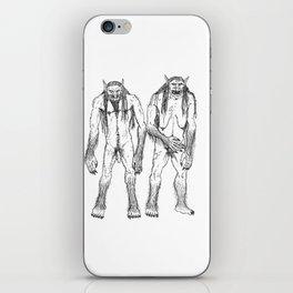Trolls iPhone Skin