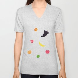 Fruit Salad Unisex V-Neck