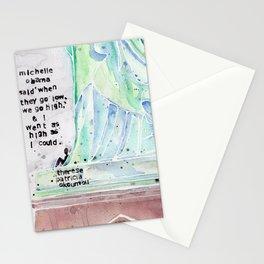 Therese Patricia Okoumou Stationery Cards