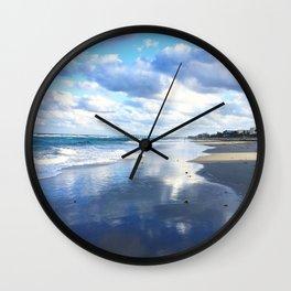 Atlantic Vibes Wall Clock