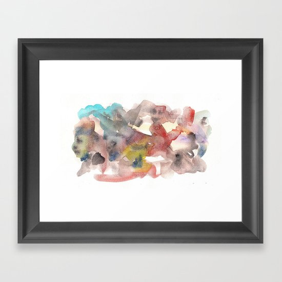 Phantasmagoric one Framed Art Print