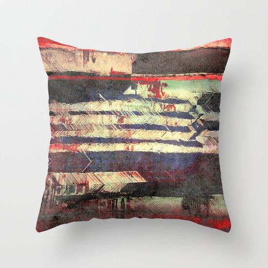 Capitães da Areia Throw Pillow
