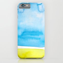 141012 Abstract 7 iPhone Case