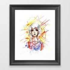 Tokyo Ghoul - Juuzou Suzuya Framed Art Print