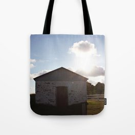Battery Magazine Tote Bag