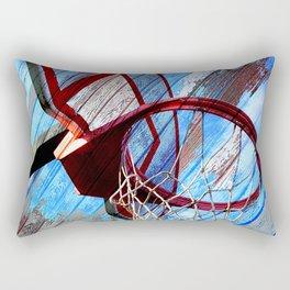 Basketball vs 83 Rectangular Pillow