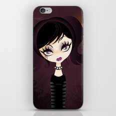 VelusaGloom iPhone & iPod Skin
