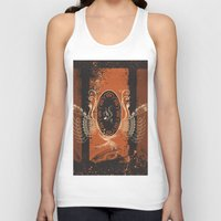 music notes Tank Tops featuring Music by nicky2342