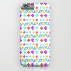 Retro pattern pencil  Slim Case iPhone 6s