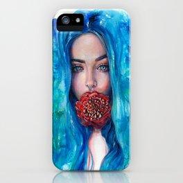 Rose Trap iPhone Case