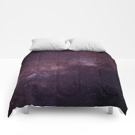 Milky Way No. 3 Comforters