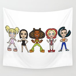 Spice up your life Wall Tapestry