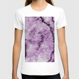 Purple Agate T-shirt
