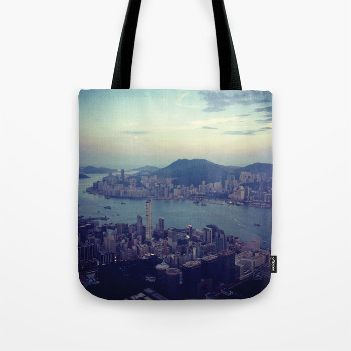 untroubled Tote Bag