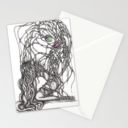 Unfortunate love story p1 Stationery Cards