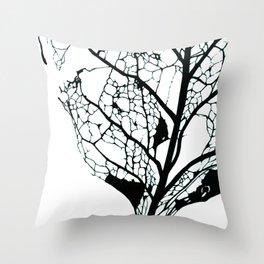 Decomposing 2 Throw Pillow