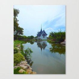 A Thai Palace Canvas Print