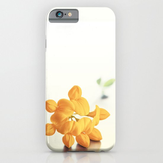 Yellow Clover iPhone & iPod Case