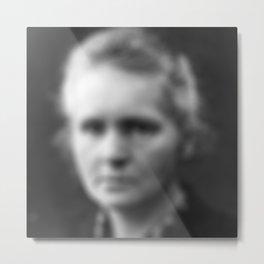Marie Curie Metal Print