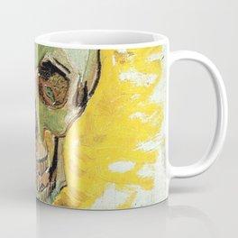 Vincent Van Gogh - Skull (new color editing) Coffee Mug
