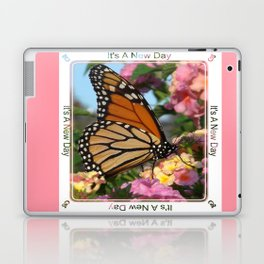 It's A New Day! Laptop & iPad Skin