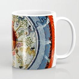 The Celestial Circle of Life Coffee Mug