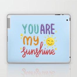 The Sunshine Love Laptop & iPad Skin