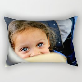 Eye See You Rectangular Pillow