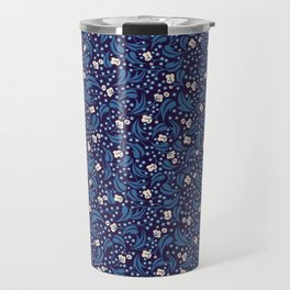 Starlit Forest Floor Travel Mug