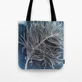 Palm Leaf Earth Day and Easter Tote Bag