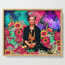 Galaxy Frida Serving Tray