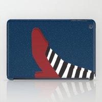 oz iPad Cases featuring Oz shoe by Priscylla Cabral